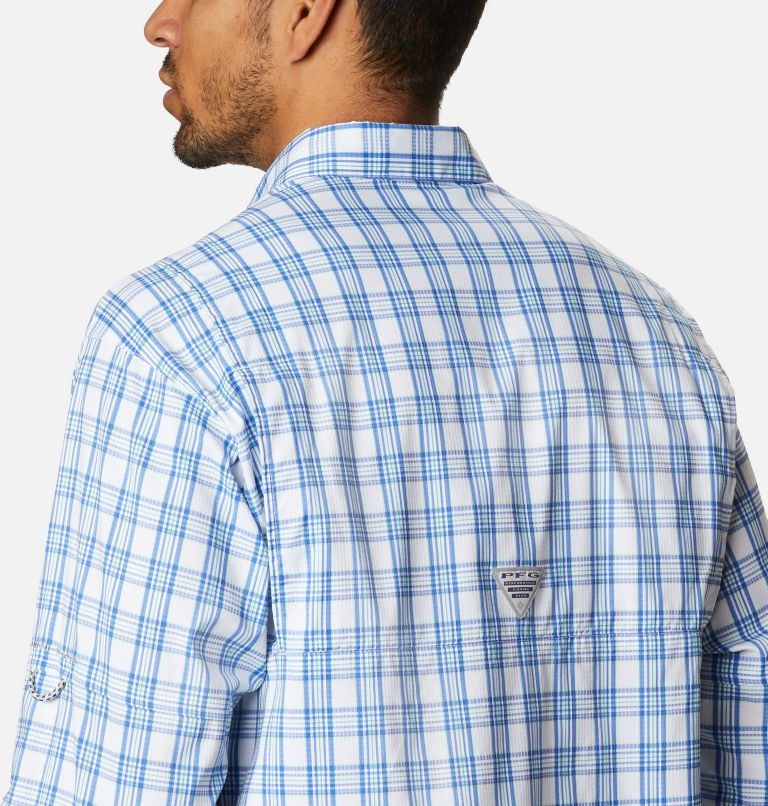 Super Tamiami™ LS Shirt | 374 | XL Men's PFG Super Tamiami™ Long Sleeve Shirt, Key West Plaid, a3