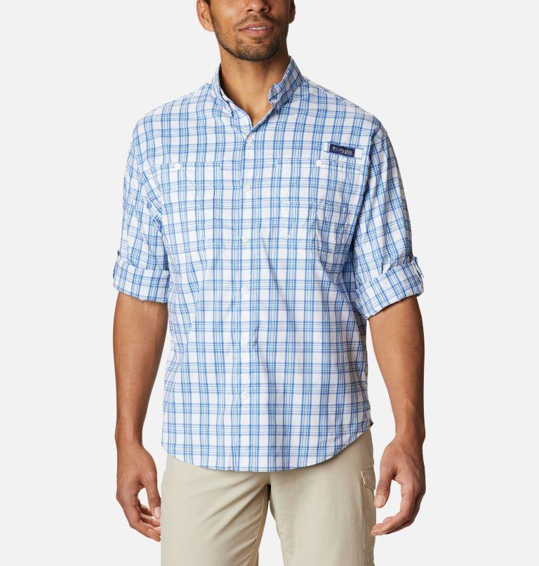 Super Tamiami™ LS Shirt | 374 | XL Men's PFG Super Tamiami™ Long Sleeve Shirt, Key West Plaid, a4