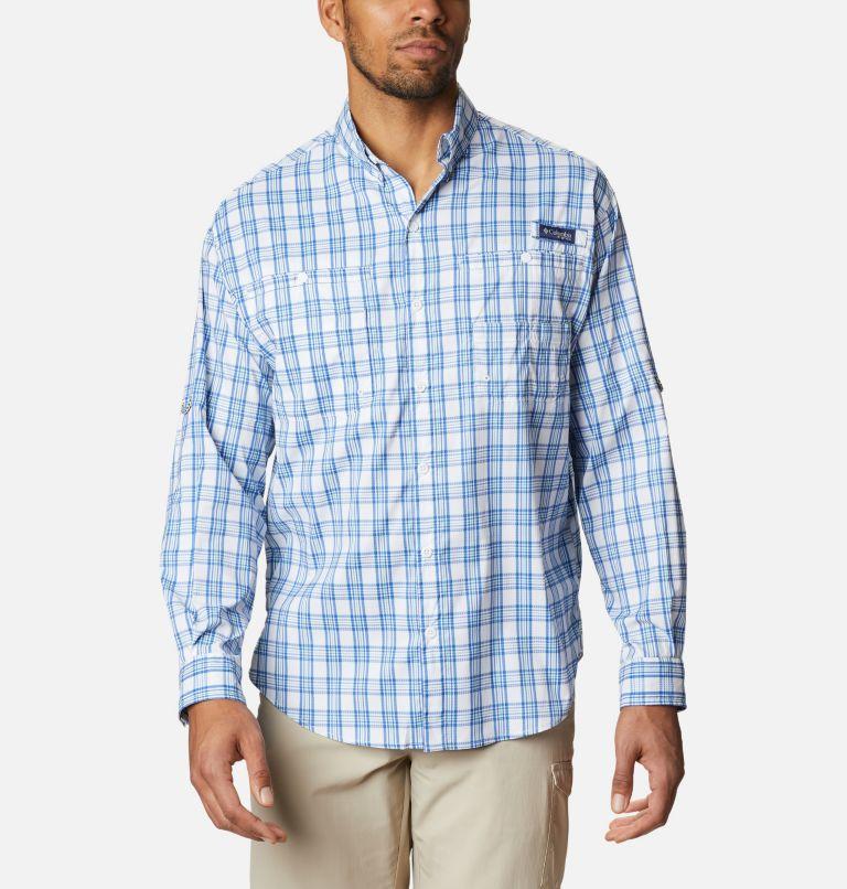 Super Tamiami™ LS Shirt | 374 | XL Men's PFG Super Tamiami™ Long Sleeve Shirt, Key West Plaid, front