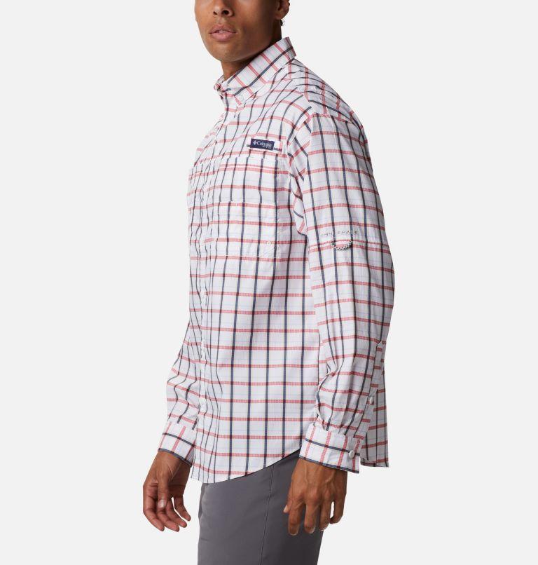 Super Tamiami™ LS Shirt | 468 | M Men's PFG Super Tamiami™ Long Sleeve Shirt, Collegiate Navy Plaid, a1