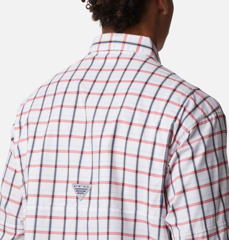 Super Tamiami™ LS Shirt | 468 | M Men's PFG Super Tamiami™ Long Sleeve Shirt, Collegiate Navy Plaid, a3