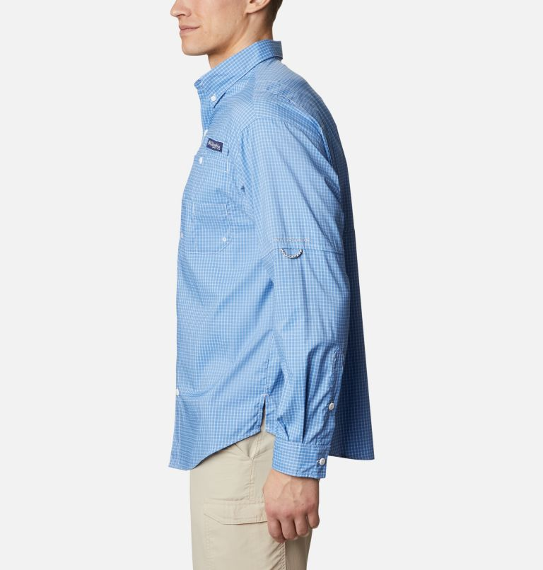 Super Tamiami™ LS Shirt | 481 | XL Men's PFG Super Tamiami™ Long Sleeve Shirt, Skyler Gingham, a1