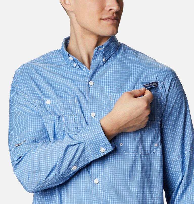 Super Tamiami™ LS Shirt | 481 | XS Men's PFG Super Tamiami™ Long Sleeve Shirt, Skyler Gingham, a2