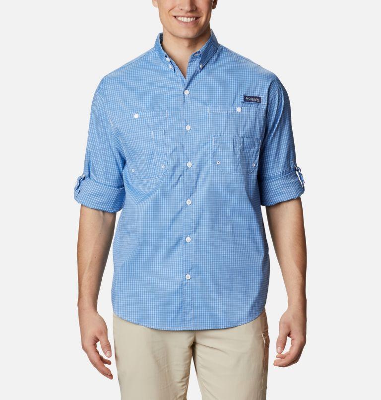 Super Tamiami™ LS Shirt | 481 | XS Men's PFG Super Tamiami™ Long Sleeve Shirt, Skyler Gingham, a4