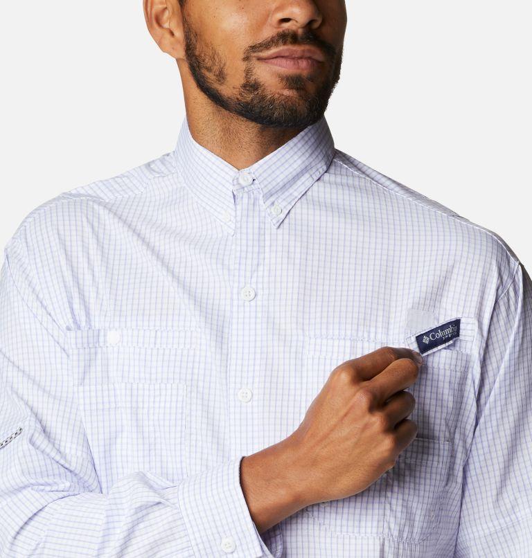 Super Tamiami™ LS Shirt   527   XL Men's PFG Super Tamiami™ Long Sleeve Shirt, Fairytale Gingham, a2