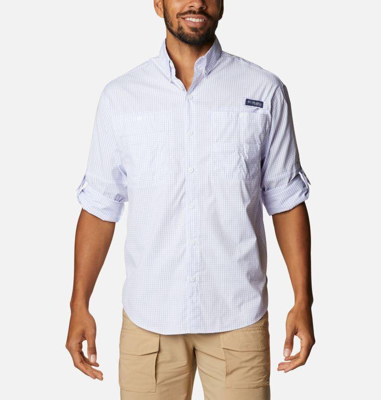 Super Tamiami™ LS Shirt   527   XL Men's PFG Super Tamiami™ Long Sleeve Shirt, Fairytale Gingham, a4