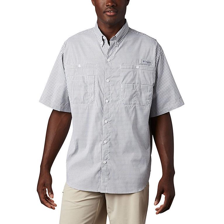 Columbia Mens Tamiami Flannel Long Sleeve Shirt
