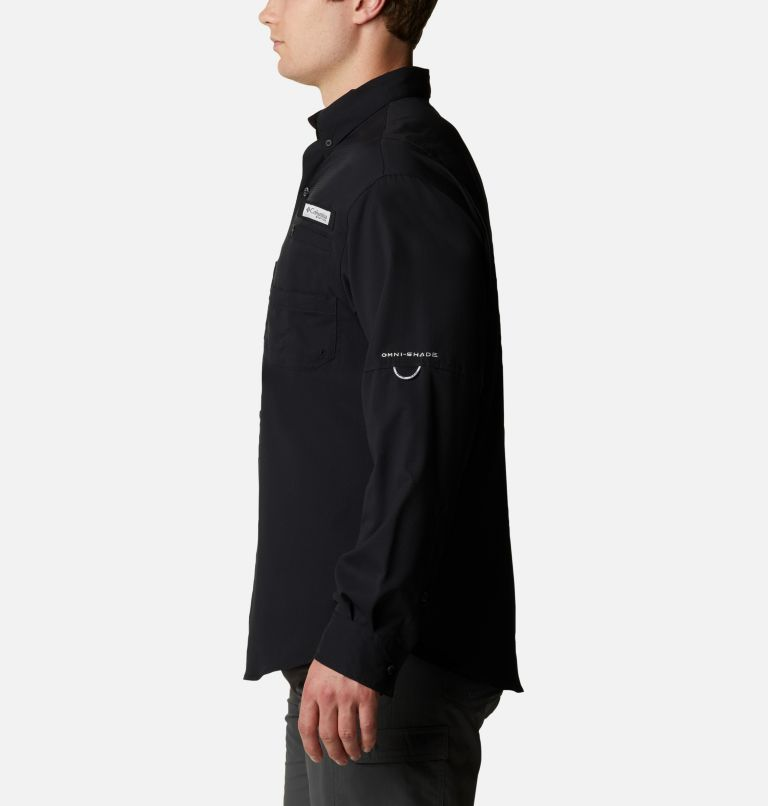 Tamiami™ II LS Shirt | 010 | L Men's PFG Tamiami™ II Long Sleeve Shirt, Black, a1