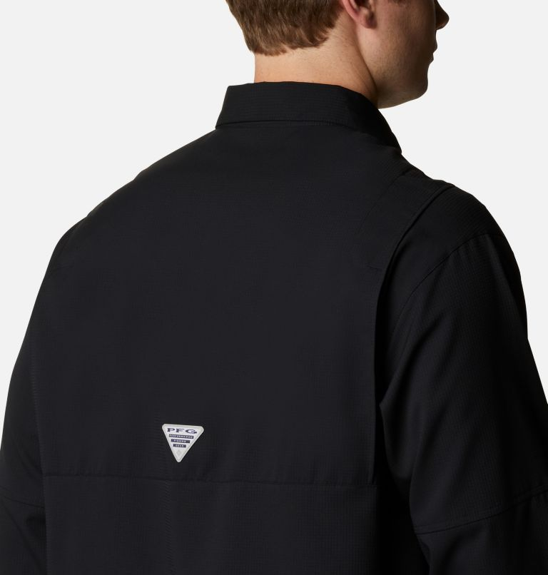 Tamiami™ II LS Shirt | 010 | S Men's PFG Tamiami™ II Long Sleeve Shirt, Black, a3