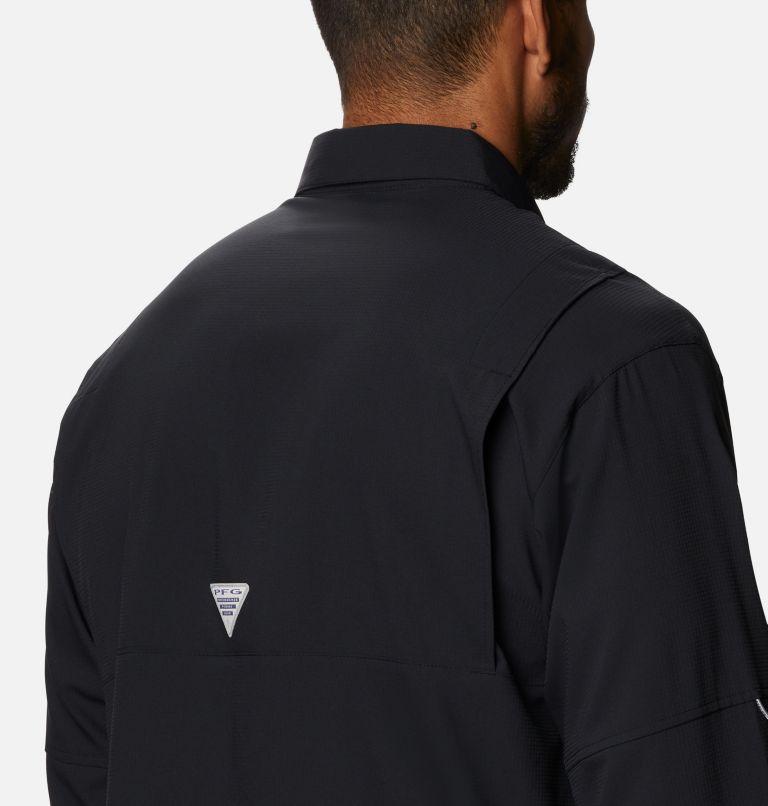 Tamiami™ II LS Shirt | 013 | XXL Men's PFG Tamiami™ II Long Sleeve Shirt, Black, Realtree Edge, a3
