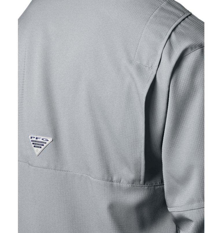 Tamiami™ II LS Shirt | 019 | XXL Men's PFG Tamiami™ II Long Sleeve Shirt, Cool Grey, a3