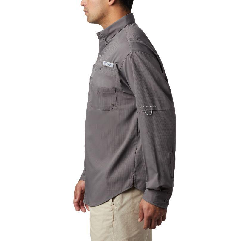 Tamiami™ II LS Shirt   023   M Men's PFG Tamiami™ II Long Sleeve Shirt, City Grey, a1