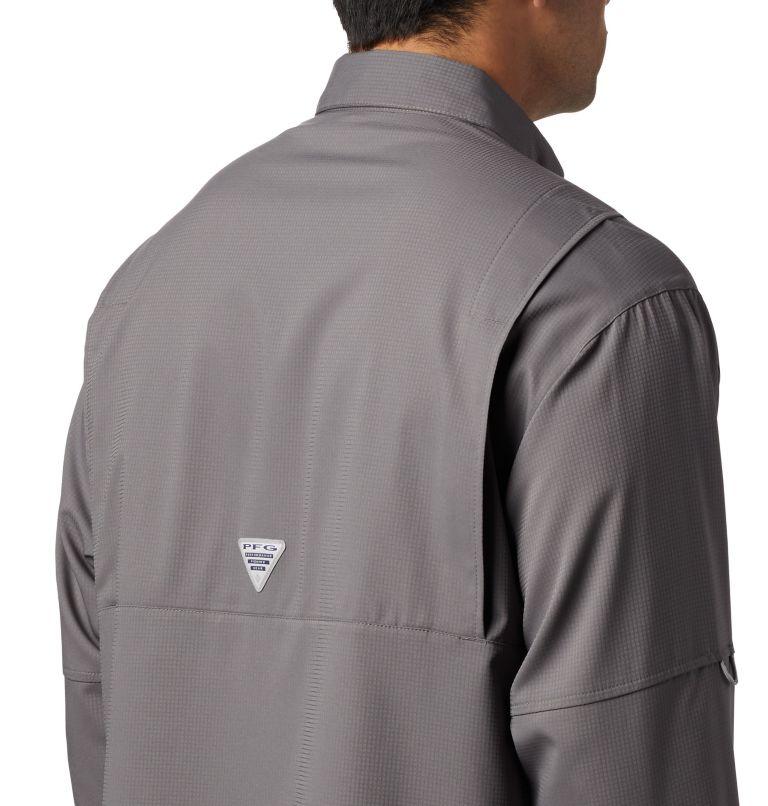 Tamiami™ II LS Shirt   023   M Men's PFG Tamiami™ II Long Sleeve Shirt, City Grey, a3