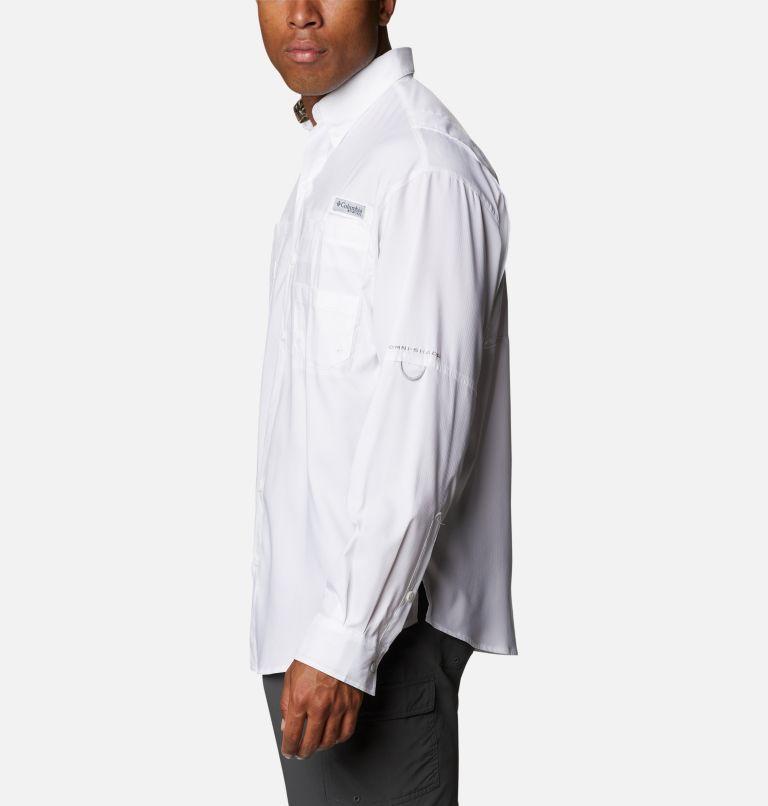 Tamiami™ II LS Shirt   100   S Men's PFG Tamiami™ II Long Sleeve Shirt, White, a1