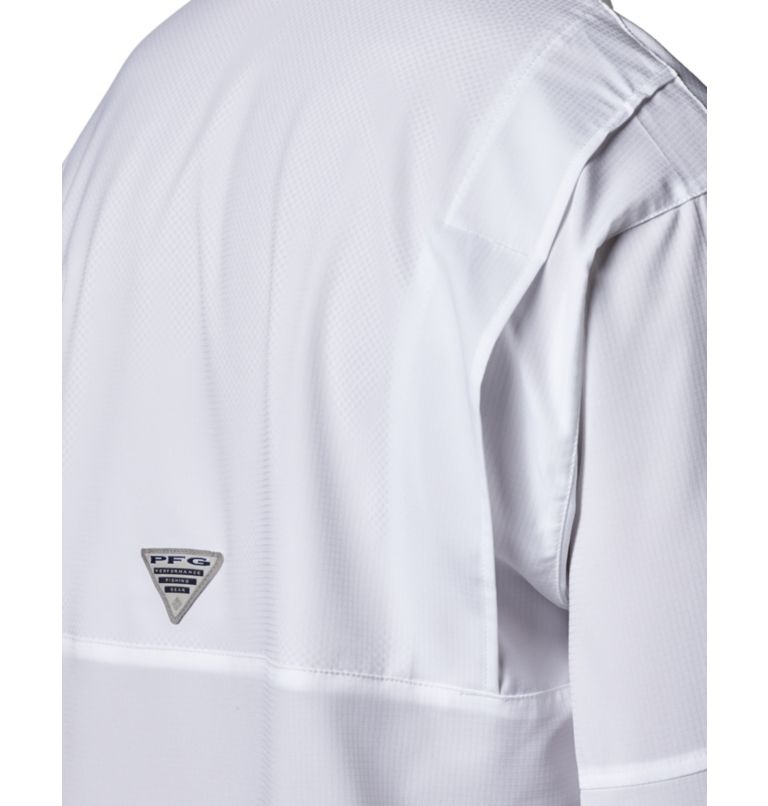 Tamiami™ II LS Shirt | 100 | M Men's PFG Tamiami™ II Long Sleeve Shirt, White, a3