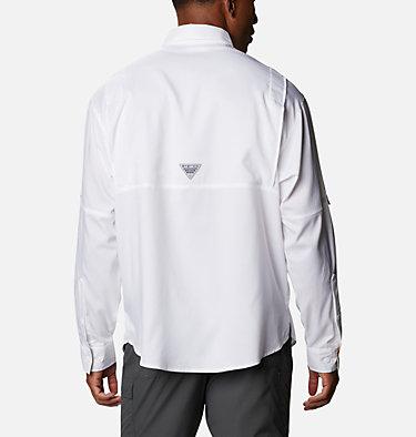 Men's PFG Tamiami™ II Long Sleeve Shirt Tamiami™ II LS Shirt | 341 | L, White, back
