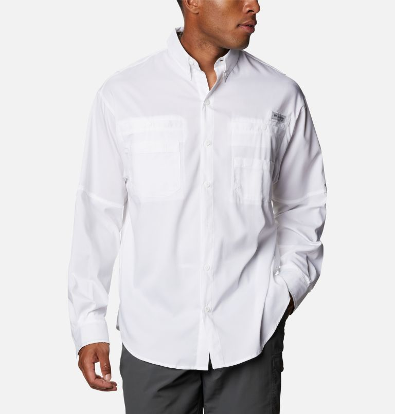 Men's PFG Tamiami™ II Long Sleeve Shirt Men's PFG Tamiami™ II Long Sleeve Shirt, front
