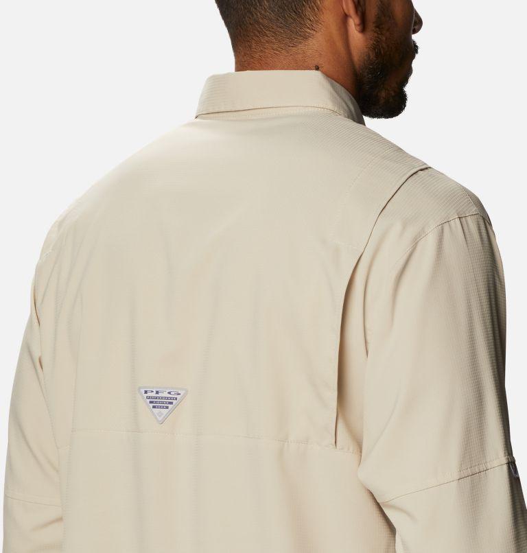 Tamiami™ II LS Shirt | 162 | XXL Men's PFG Tamiami™ II Long Sleeve Shirt, Fossil, Realtree Edge, a3