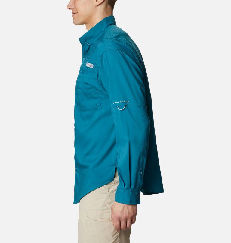 Tamiami™ II LS Shirt   340   S Men's PFG Tamiami™ II Long Sleeve Shirt, Aegean Blue, a1