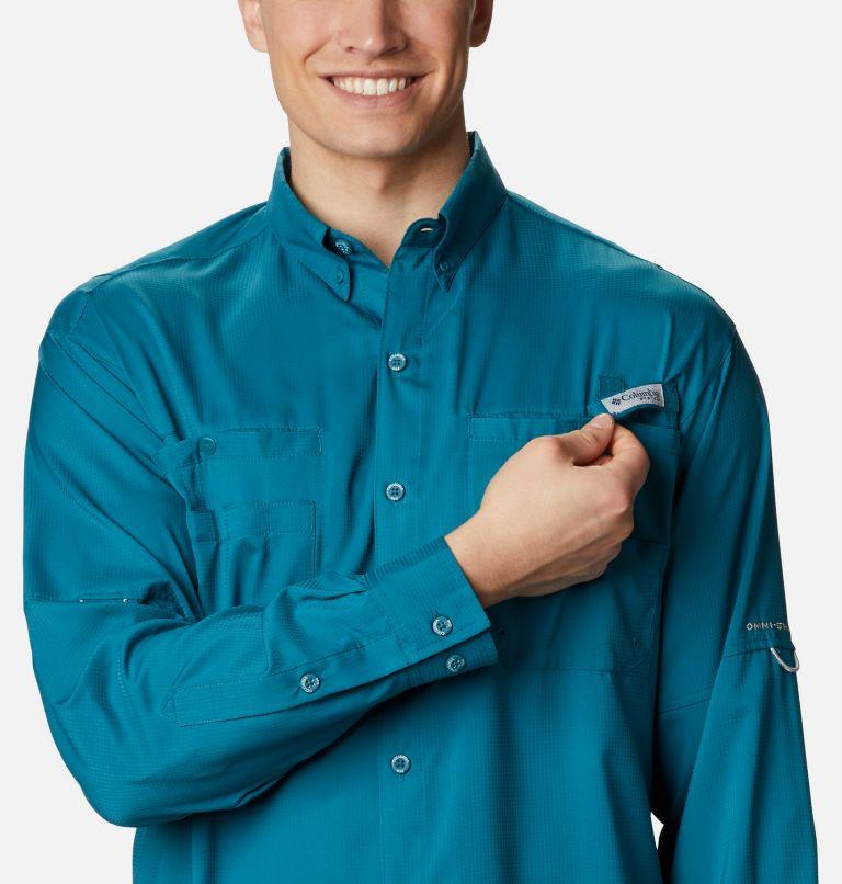 Tamiami™ II LS Shirt   340   S Men's PFG Tamiami™ II Long Sleeve Shirt, Aegean Blue, a2