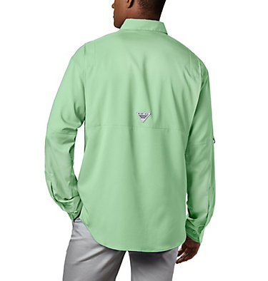 Men's PFG Tamiami™ II Long Sleeve Shirt Tamiami™ II LS Shirt | 479 | L, Key West, back