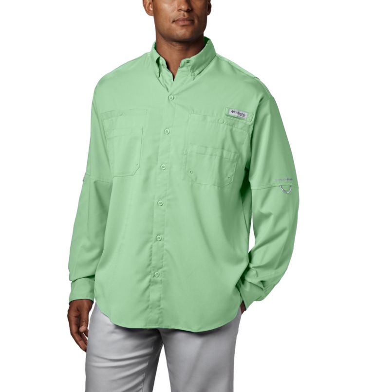 Tamiami™ II LS Shirt | 372 | S Men's PFG Tamiami™ II Long Sleeve Shirt, Key West, front