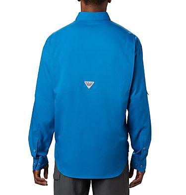 Men's PFG Tamiami™ II Long Sleeve Shirt Tamiami™ II LS Shirt | 440 | XS, Dark Pool, back