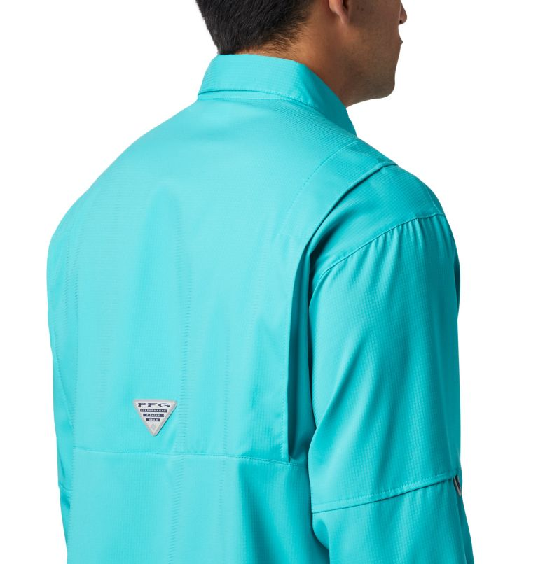 Tamiami™ II LS Shirt | 457 | XL Men's PFG Tamiami™ II Long Sleeve Shirt, Bright Aqua, a3