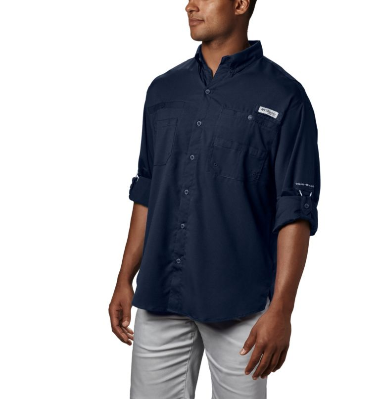 Tamiami™ II LS Shirt | 464 | L Men's PFG Tamiami™ II Long Sleeve Shirt, Collegiate Navy, a1