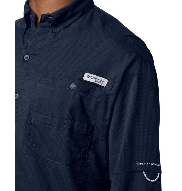 Tamiami™ II LS Shirt | 464 | L Men's PFG Tamiami™ II Long Sleeve Shirt, Collegiate Navy, a2