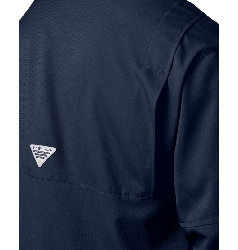 Tamiami™ II LS Shirt | 464 | L Men's PFG Tamiami™ II Long Sleeve Shirt, Collegiate Navy, a3