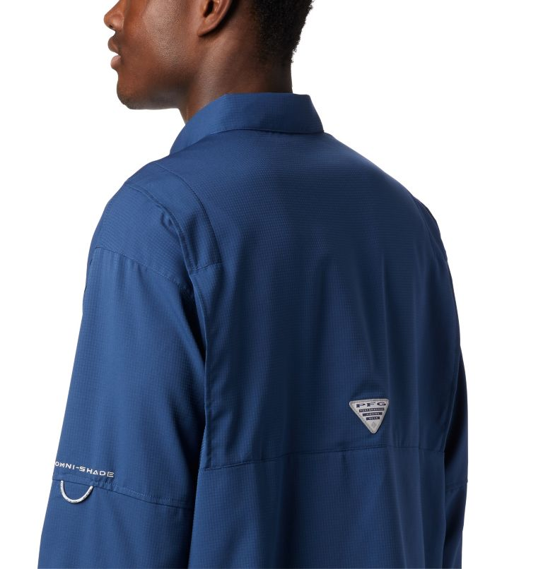 Tamiami™ II LS Shirt | 469 | L Men's PFG Tamiami™ II Long Sleeve Shirt, Carbon, a5