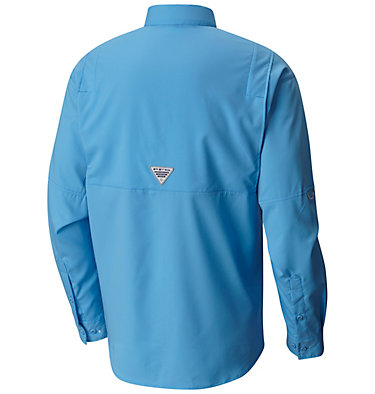 Men's PFG Tamiami™ II Long Sleeve Shirt Tamiami™ II LS Shirt | 440 | L, Yacht, back