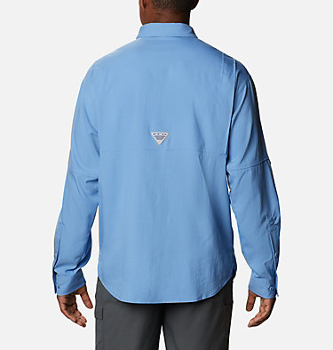 Men's PFG Tamiami™ II Long Sleeve Shirt Tamiami™ II LS Shirt | 479 | L, Skyler, back