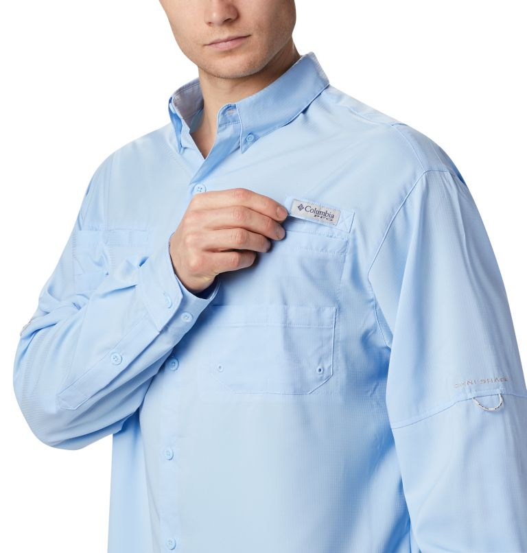 Tamiami™ II LS Shirt | 486 | S Men's PFG Tamiami™ II Long Sleeve Shirt, Sail, a1