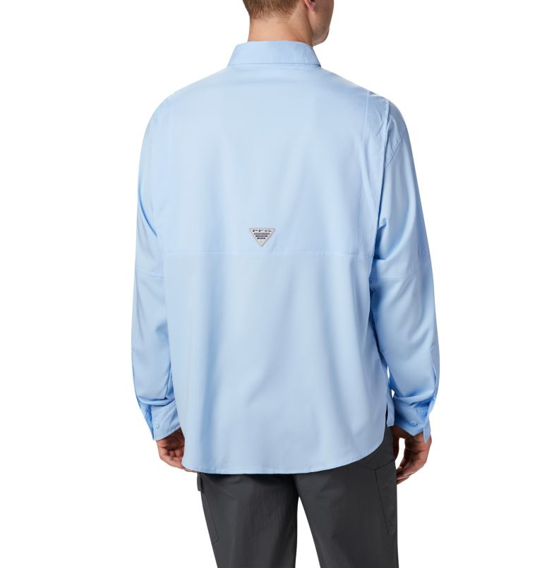 Tamiami™ II LS Shirt | 486 | S Men's PFG Tamiami™ II Long Sleeve Shirt, Sail, back