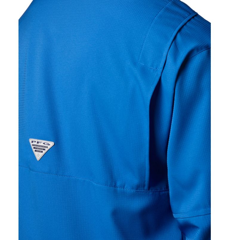Tamiami™ II LS Shirt | 487 | XXL Men's PFG Tamiami™ II Long Sleeve Shirt, Vivid Blue, a3