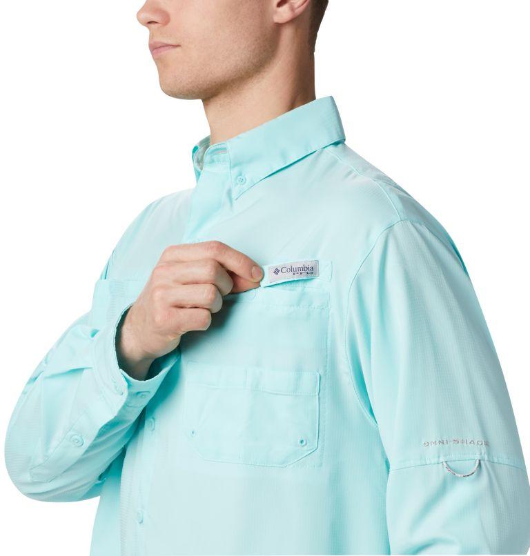Tamiami™ II LS Shirt   499   XXL Men's PFG Tamiami™ II Long Sleeve Shirt, Gulf Stream, a2