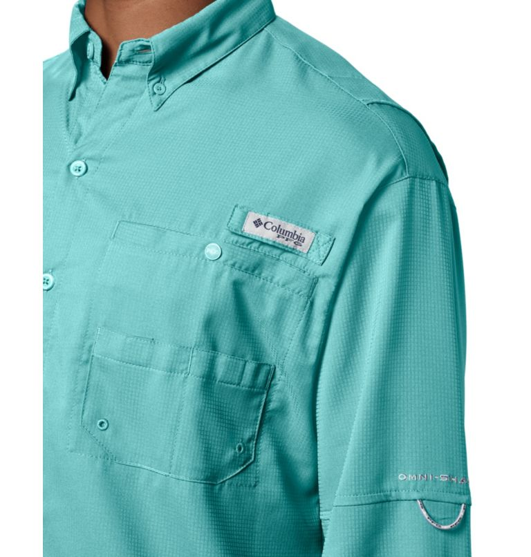 Tamiami™ II LS Shirt   499   XL Men's PFG Tamiami™ II Long Sleeve Shirt, Gulf Stream, a2