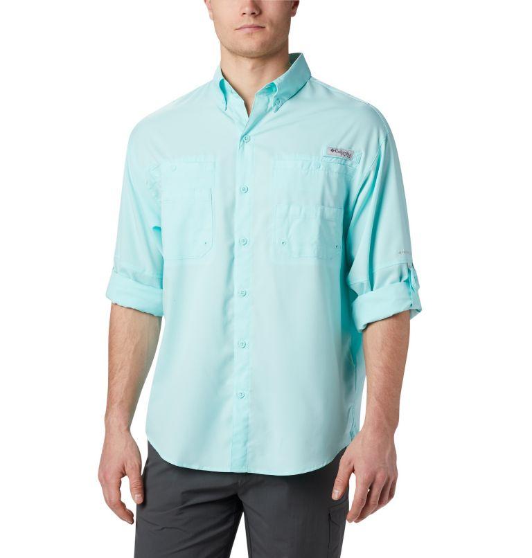Tamiami™ II LS Shirt   499   XL Men's PFG Tamiami™ II Long Sleeve Shirt, Gulf Stream, a3