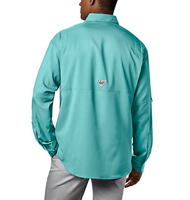 Men's PFG Tamiami™ II Long Sleeve Shirt Tamiami™ II LS Shirt | 479 | L, Gulf Stream, back