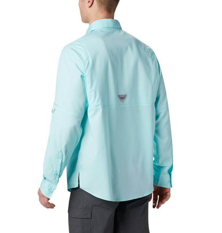 Tamiami™ II LS Shirt   499   XXL Men's PFG Tamiami™ II Long Sleeve Shirt, Gulf Stream, back