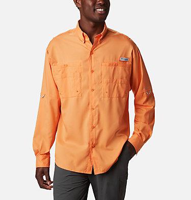 Men's PFG Tamiami™ II Long Sleeve Shirt Tamiami™ II LS Shirt | 479 | L, Koi, front