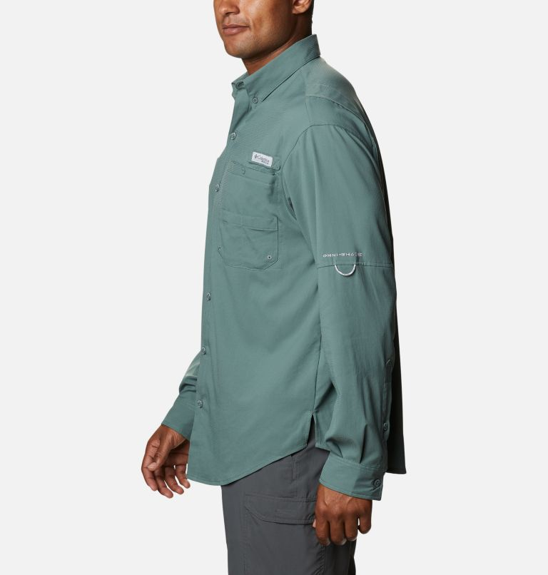 Tamiami™ II LS Shirt | 967 | XXL Men's PFG Tamiami™ II Long Sleeve Shirt, Pond, a1