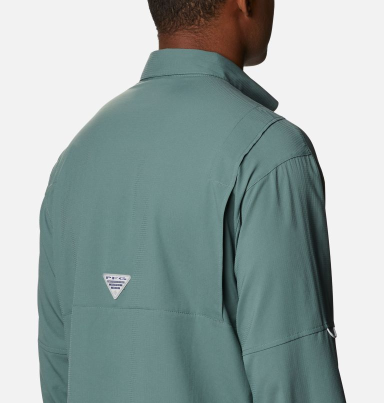 Tamiami™ II LS Shirt | 967 | XXL Men's PFG Tamiami™ II Long Sleeve Shirt, Pond, a3