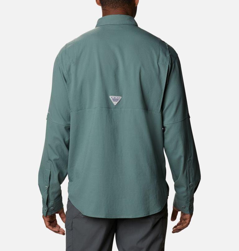 Tamiami™ II LS Shirt | 967 | M Men's PFG Tamiami™ II Long Sleeve Shirt, Pond, back