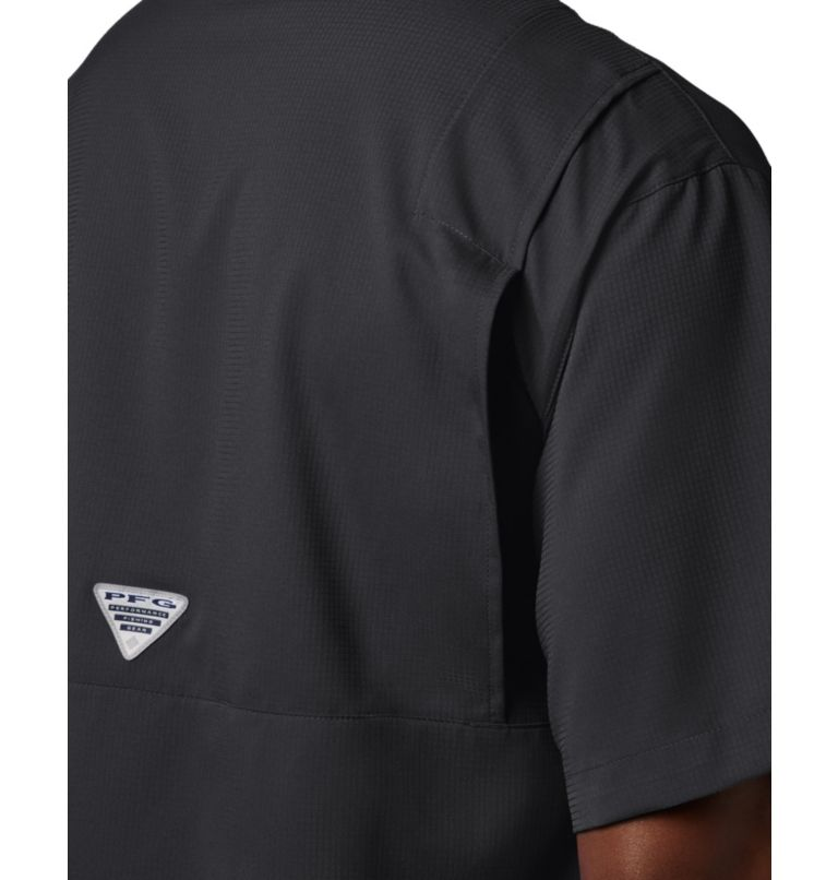 Tamiami™ II SS Shirt | 010 | XL Men's PFG Tamiami™ II Short Sleeve Shirt, Black, a3