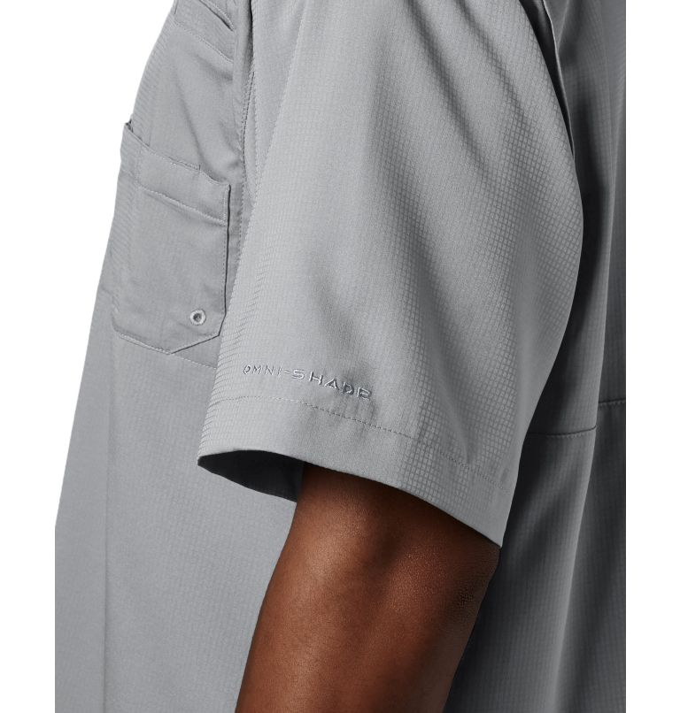 Tamiami™ II SS Shirt | 019 | XL Men's PFG Tamiami™ II Short Sleeve Shirt, Cool Grey, a2