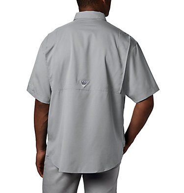 Men's PFG Tamiami™ II Short Sleeve Shirt Tamiami™ II SS Shirt | 479 | L, Cool Grey, back