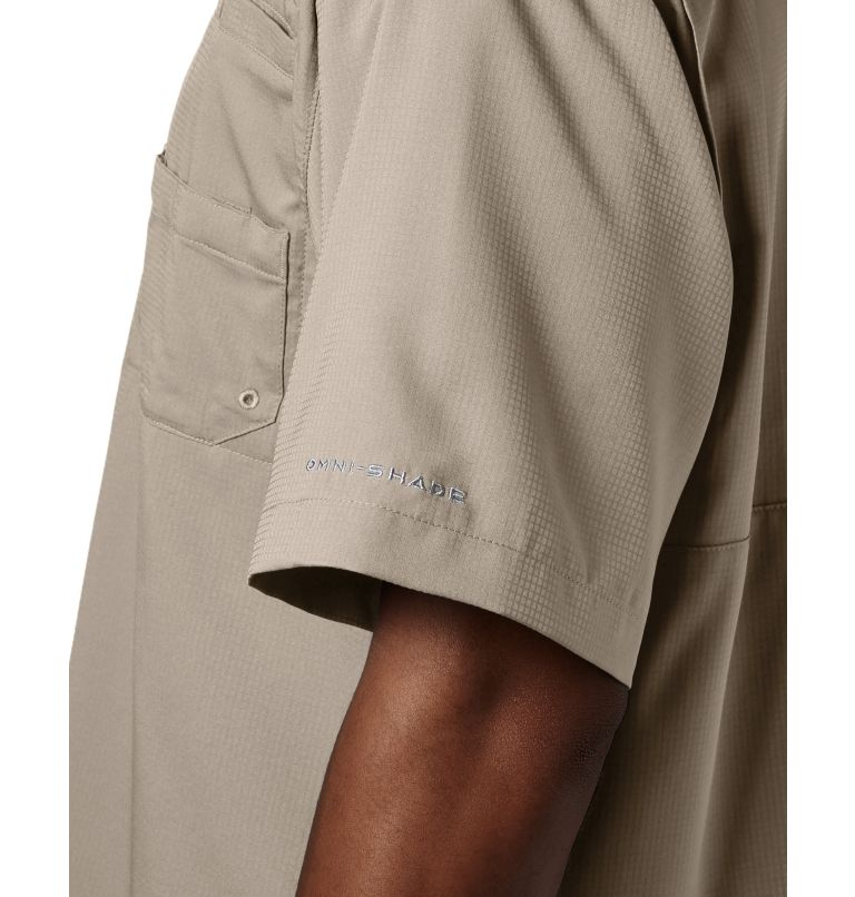 Tamiami™ II SS Shirt | 160 | M Men's PFG Tamiami™ II Short Sleeve Shirt, Fossil, a2